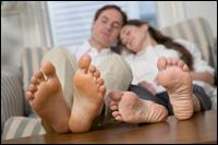 Aching Feet